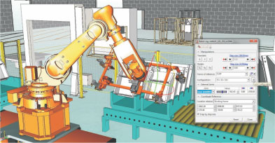Shop Floor / Scheduling - Plants simulation, Work cell time study, Assembly, Automation