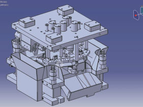 Tooling - Mold Design, Sheet Metal forming, Die design, Jig & Fixture Design