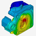 Engineering Services for  Composites, Meshing, Modal, Heat Transfer, Linear Static